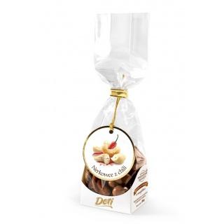 Orzechy nerkowca w czekoladzie mlecznej z chili 100g, Przekąski, Artykuły spożywcze