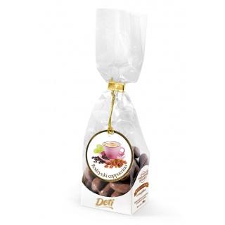 Rodzynki królewskie cappuccino w białej czekoladzie 100g, Przekąski, Artykuły spożywcze