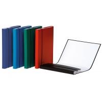 Teczka-pudełko z gumką OFFICE PRODUCTS, PP, A4/40, mix kolorów, Teczki przestrzenne, Archiwizacja dokumentów