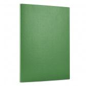Teczka z rzepem OFFICE PRODUCTS, PP, A4/1,5cm, 3-skrz., zielona, Teczki przestrzenne, Archiwizacja dokumentów