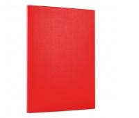 Teczka z rzepem OFFICE PRODUCTS, PP, A4/1,5cm, 3-skrz., czerwona, Teczki przestrzenne, Archiwizacja dokumentów