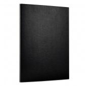 Teczka z rzepem OFFICE PRODUCTS, PP, A4/1,5cm, 3-skrz., czarna, Teczki przestrzenne, Archiwizacja dokumentów