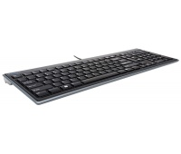 Klawiatura KENSINGTON Advance Fit, czarna, Klawiatury i myszki, Akcesoria komputerowe