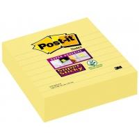 karteczki, bloczek, notes, karteczki samoprzylepne, post it, bloczek samoprzylepny, post-it, samoprzylepne, samoprzylepny, kartki samoprzylepne, karteczki samoprzylepny, bloczki samoprzylepne, postit, BLOCZEK, 675-SS3-CY, super sticky, w linię, XL
