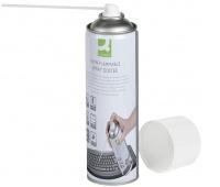 Sprężone powietrze Q-CONNECT Zero Duster, niepalne, 420ml, Środki czyszczące, Akcesoria komputerowe