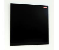 TABLICA SZKLANA MAGNETYCZNA 600X400MM MEMOBOARDS CZARNA, Tablice magnetyczno-tekstylne, Prezentacja
