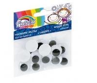 Confetti Fiorello GR-KE15-20 oczka samoprzylepne, Akcesoria, Artykuły dekoracyjne
