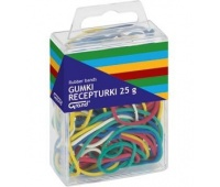 Gumka recepturka Grand 25g mix T4, Gumki recepturki, Drobne akcesoria biurowe