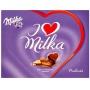 """Bombonierka MILKA """"I LOVE"""" 110g, Promocje, ~ Nagrody"""