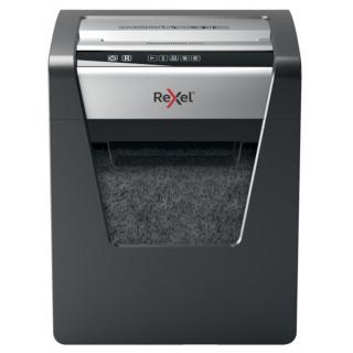 Niszczarka Rexel Momentum M510, mikro ścinki, P-5, 10 kart., 23l, czarna, Niszczarki, Urządzenia i maszyny biurowe