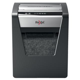 Niszczarka Rexel Momentum X415, konfetti, P-4, 15 kart., 23l, czarna, Niszczarki, Urządzenia i maszyny biurowe