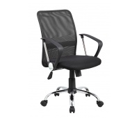 "Office Armchair ""Lipsi"" OFFICE PRODUCTS, black"