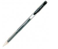 Długopis żelowy UM-100, czarny, Uni, Żelopisy, Artykuły do pisania i korygowania