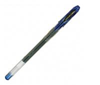 Długopis żelowy UM-120, niebieski, Uni, Żelopisy, Artykuły do pisania i korygowania