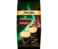 JACOBS KRONUNG ESPRESSO 500G.ZIARNISTA, Herbata, kawa, Artykuły spożywcze