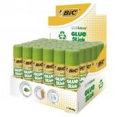 BIC Ecolutions Glue Stick 8g Klej 1 szt, Kleje, Artykuły szkolne