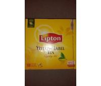 LIPTON YELLOW 100 1,3G, Herbata, kawa, Artykuły spożywcze
