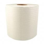 RĘCZNIK PAPIEROWY JUMBO BIAŁY 65 2WARSTWY, Ręczniki papierowe i dozowniki, Artykuły higieniczne i dozowniki