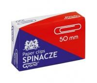 SPINACZ BIUROWY GRAND R-50 /1 OP-100szt, Spinacze, Drobne akcesoria biurowe