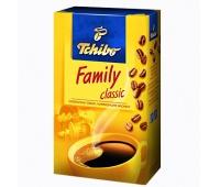 TCHIBO FAMILY KAWA MIELONA 250G., Herbata, kawa, Artykuły spożywcze