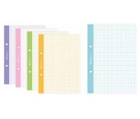 Wkład do segregatora A5 50 # kolor, Wkłady do segregatora, Papier i etykiety