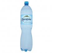 WODA JURAJSKA 1,5L N/GAZ, Woda, Artykuły spożywcze