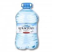 WODA KURACJUSZ 5L., Woda, Artykuły spożywcze