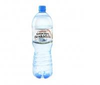 WODA KURACJUSZ 1,5L. NIEGAZOWANA, Woda, Artykuły spożywcze