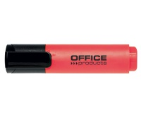 Highlighter OFFICE PRODUCTS, 2-5 mm, red