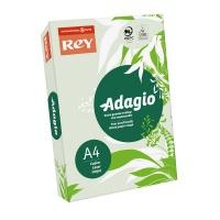 PAPIER KSERO A4  80G ADAGIO 09 ZIELONY, Papier i etykiety, Papiery kolorowe
